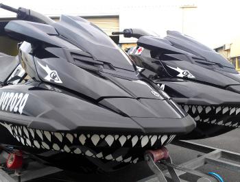 Shark Skis
