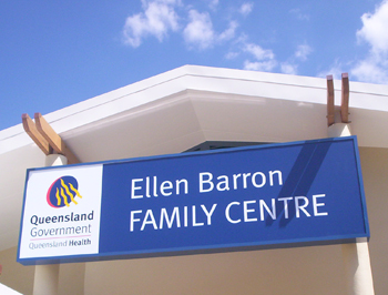 Ellen Barron Family Centre