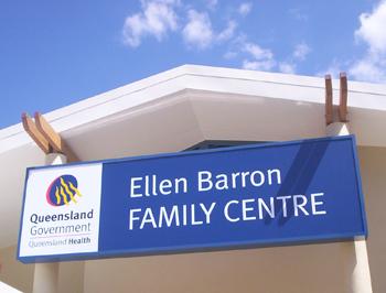 Ellen Barron Family Centre